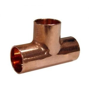 copper-equal-tee-fittings