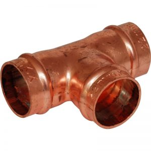 copper-presolder-tee-fittings