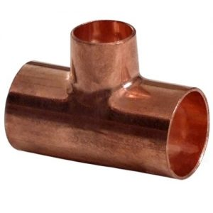 copper-reducing-tee-fittings