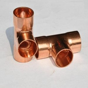 copper-swaging-tee-fittings