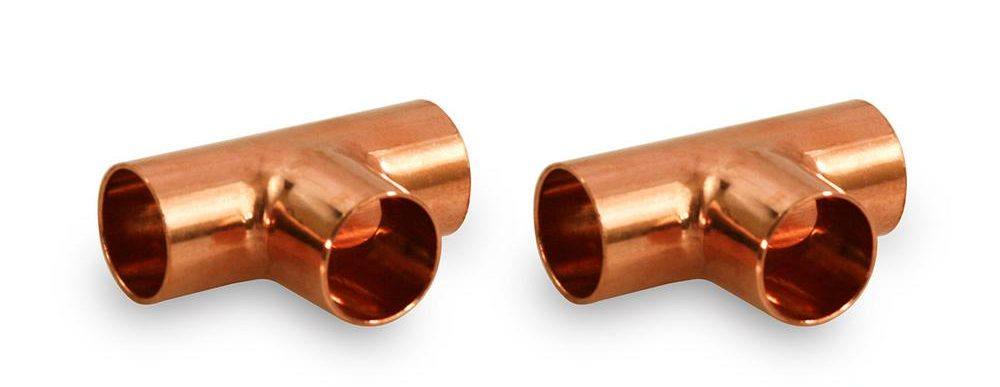 copper tee fittings manufacturer